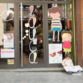 Una librería pensada para niños: L'Auca