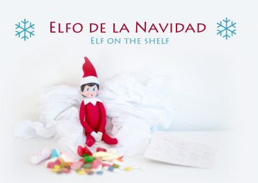 The Elf On The Shelf o el Elfo de la Navidad