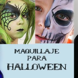10 maquillajes para Halloween