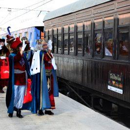El Tren de la Navidad: un tren temático para niños
