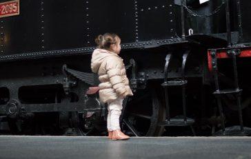 ¡Todos al tren! nos vamos al Museo del Ferrocarril