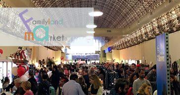 Una nueva edición de Familyland Market: diseño y entretenimiento familiar