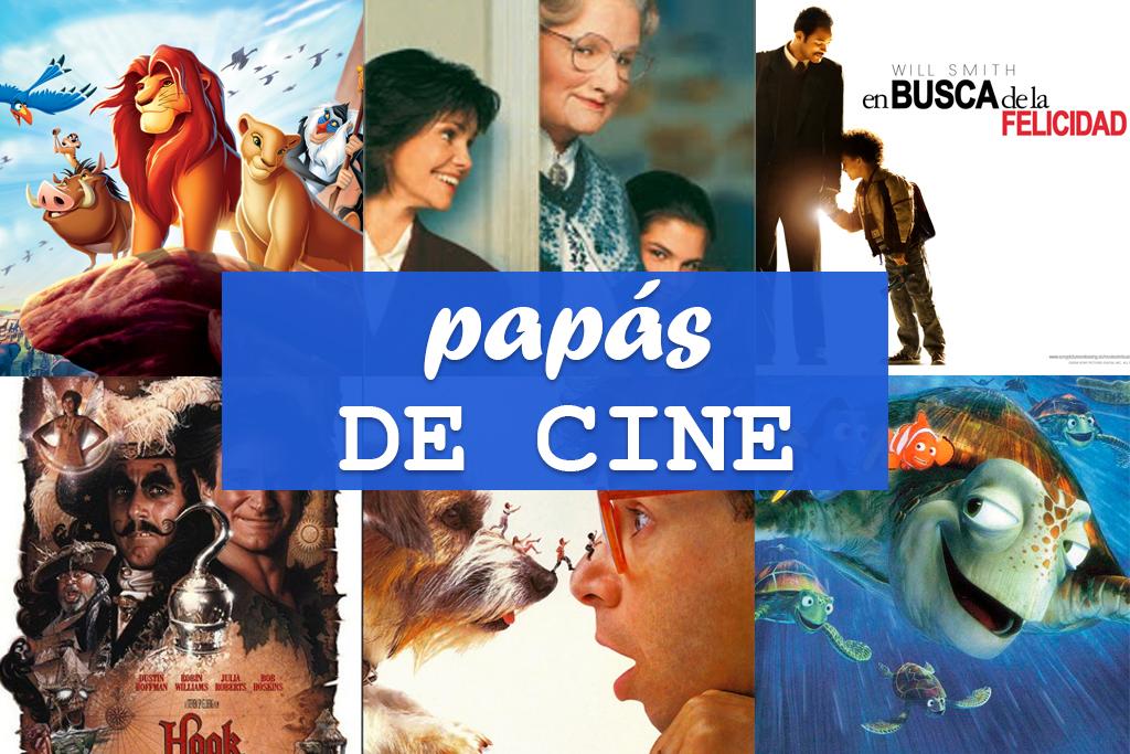 Cine Infantil 6 Peliculas Para Ver En Familia El Dia Del Padre