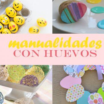 Cómo decorar huevos de pascua: 4 ideas para hacer con niños