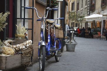Cinco razones para visitar Roma con niños