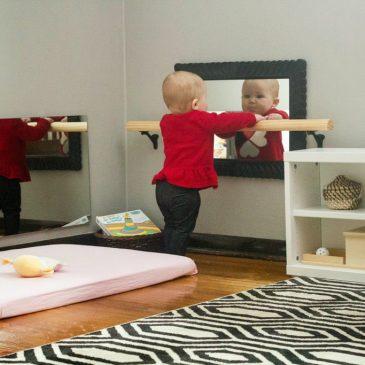 Espejo Montessori