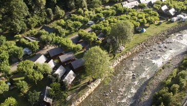 Camping Verneda, alojarse en el Pirineo con niños