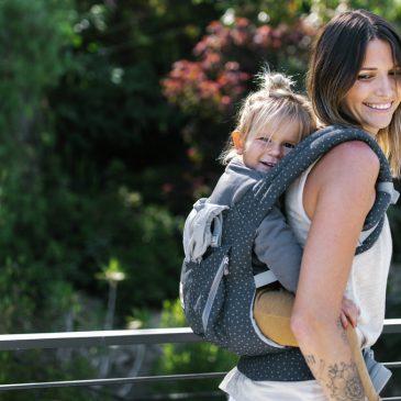 La nueva mochila Original de Ergobaby, la mejor opción para portear a bebes mayores