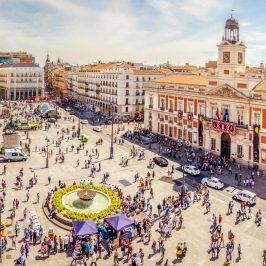 Guía práctica para visitar Madrid con niños