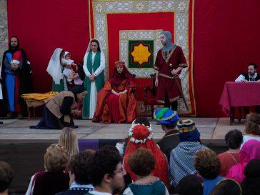 Fiesta medieval en Torrijos