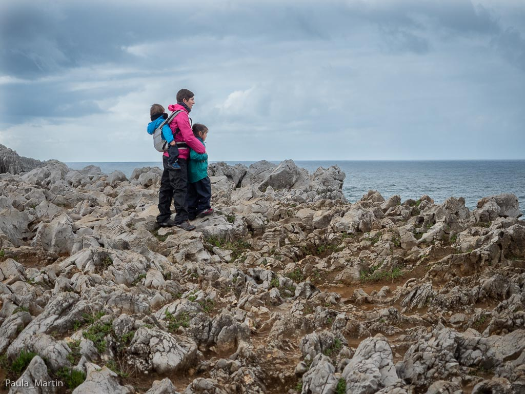 Visitar Asturias con niños