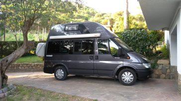 TourVan por nuestra Ford Nugget