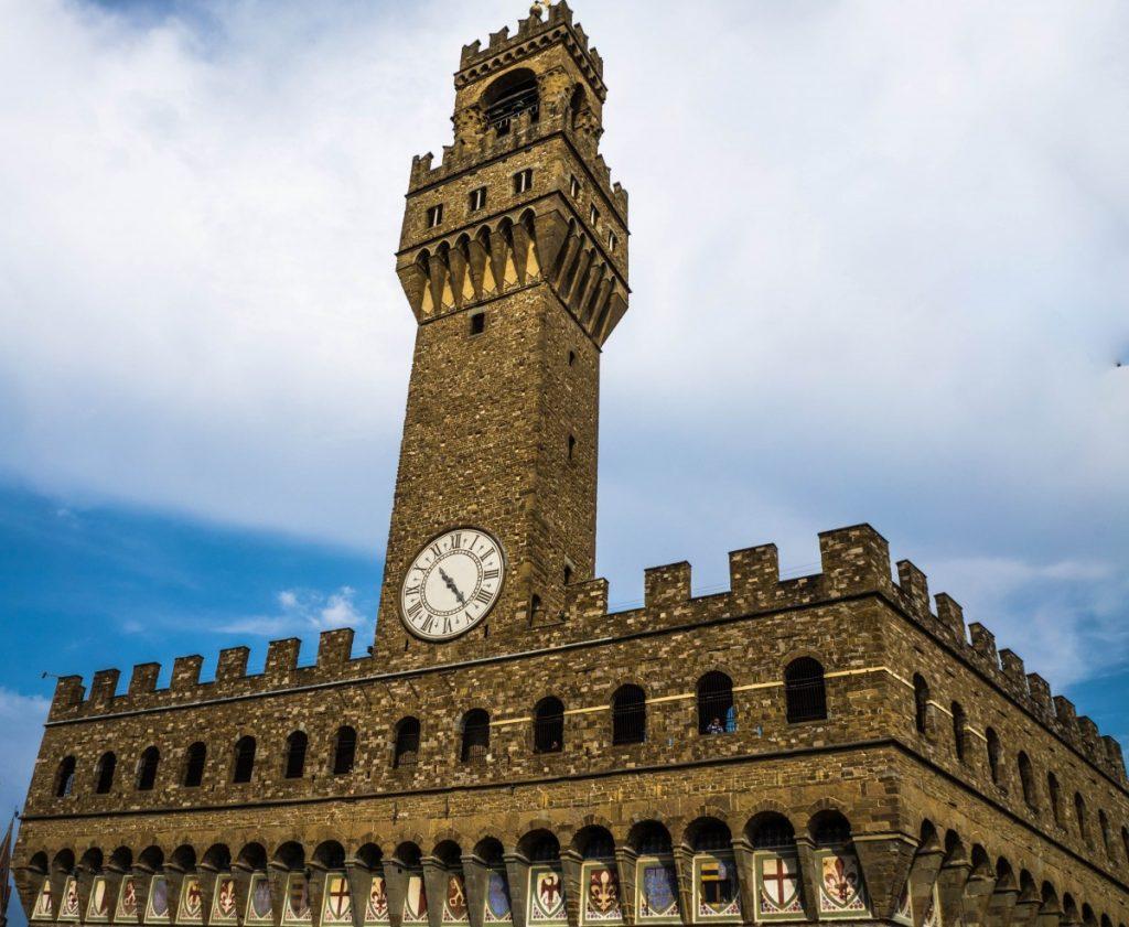 Palacio Vecchio.