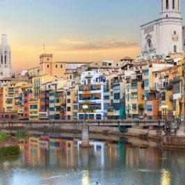 Un fin de semana en Girona