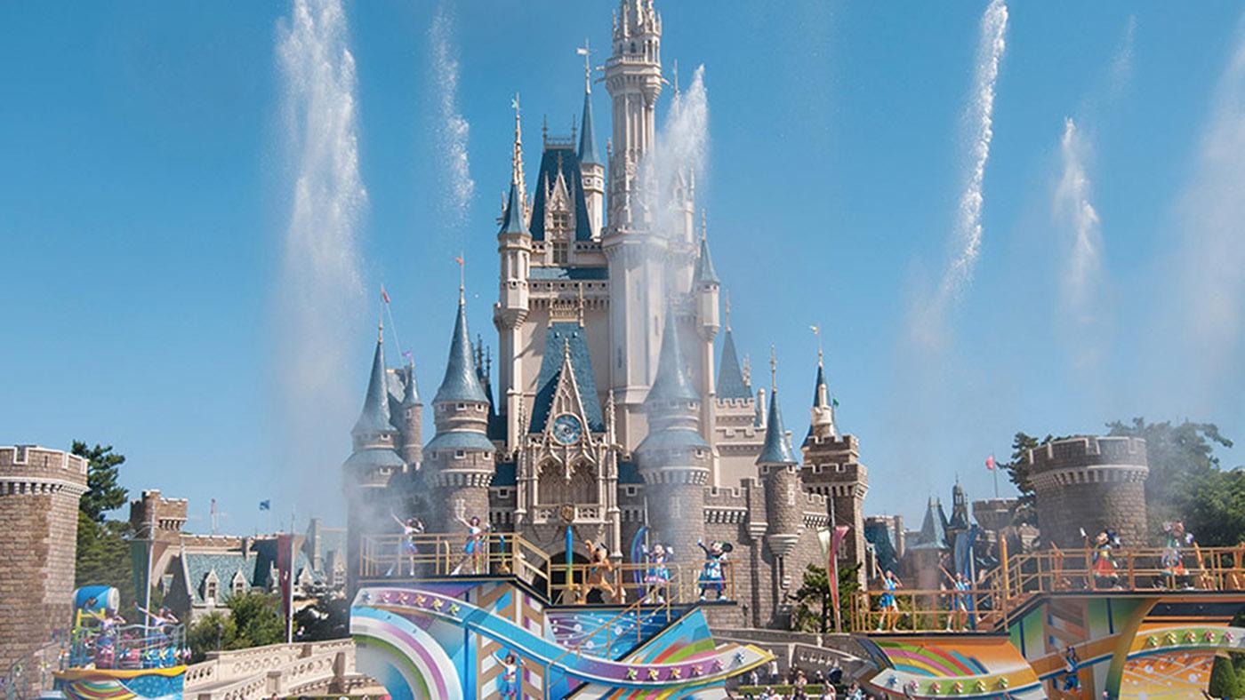 Parque Disney en Tokio