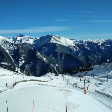 Las mejores estaciones de esquí para una escapada a Andorra